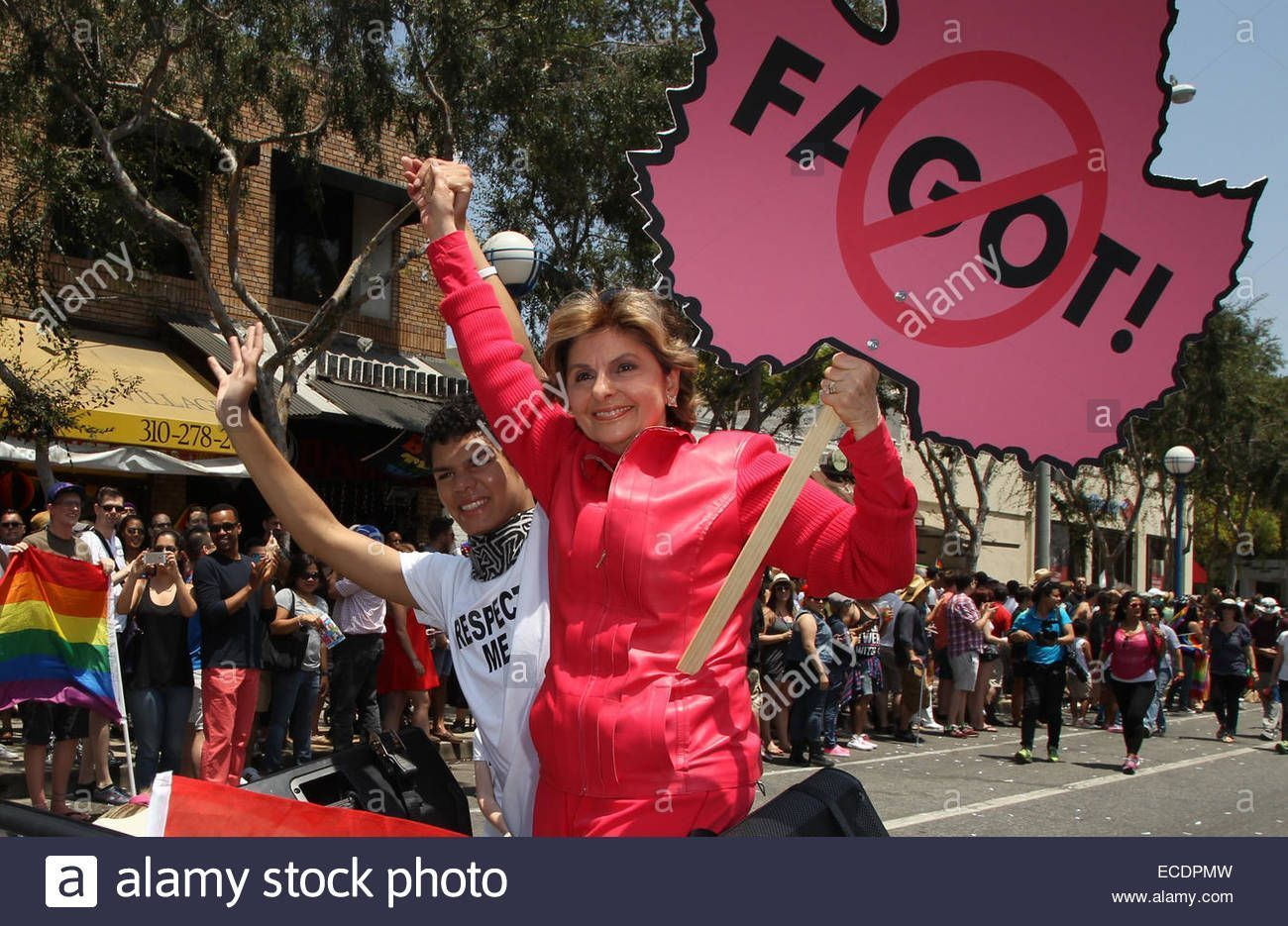 Gloria allred is gay