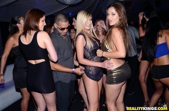 Orgy sex clubs