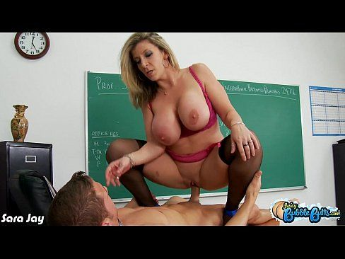 best of Sara jay Big riding milf butt