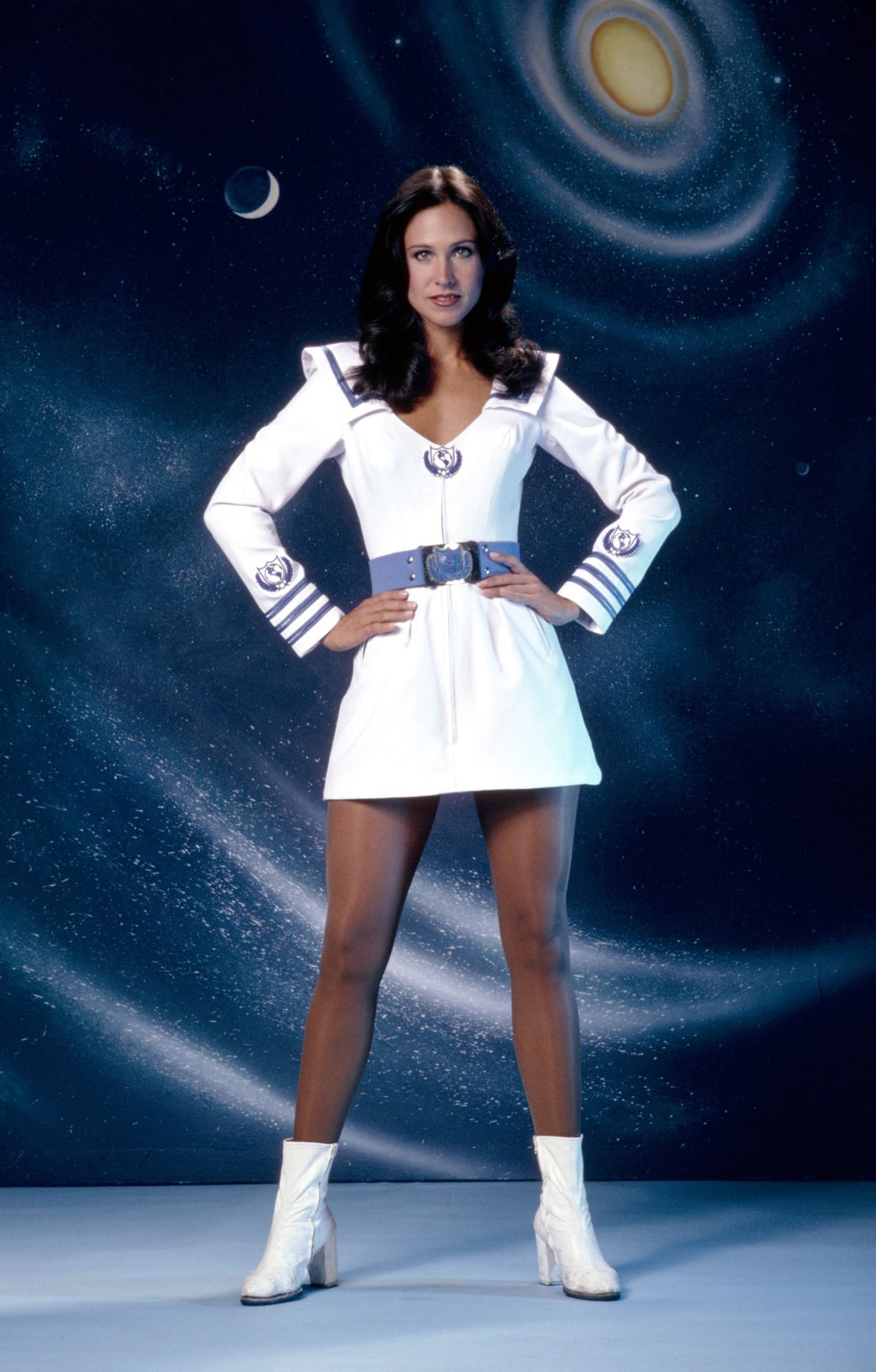Erin gray in pantyhose