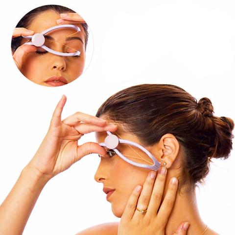 Silver M. reccomend Facial hair rmoval