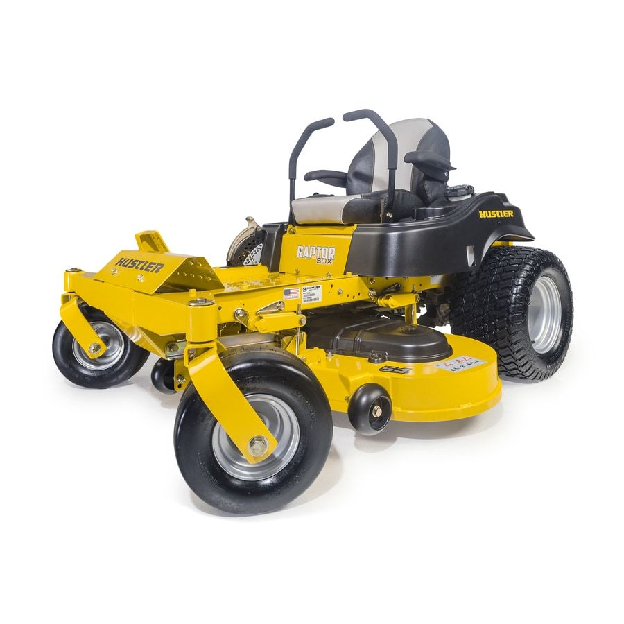 Teach reccomend Lawn mower hustler zero radius turn