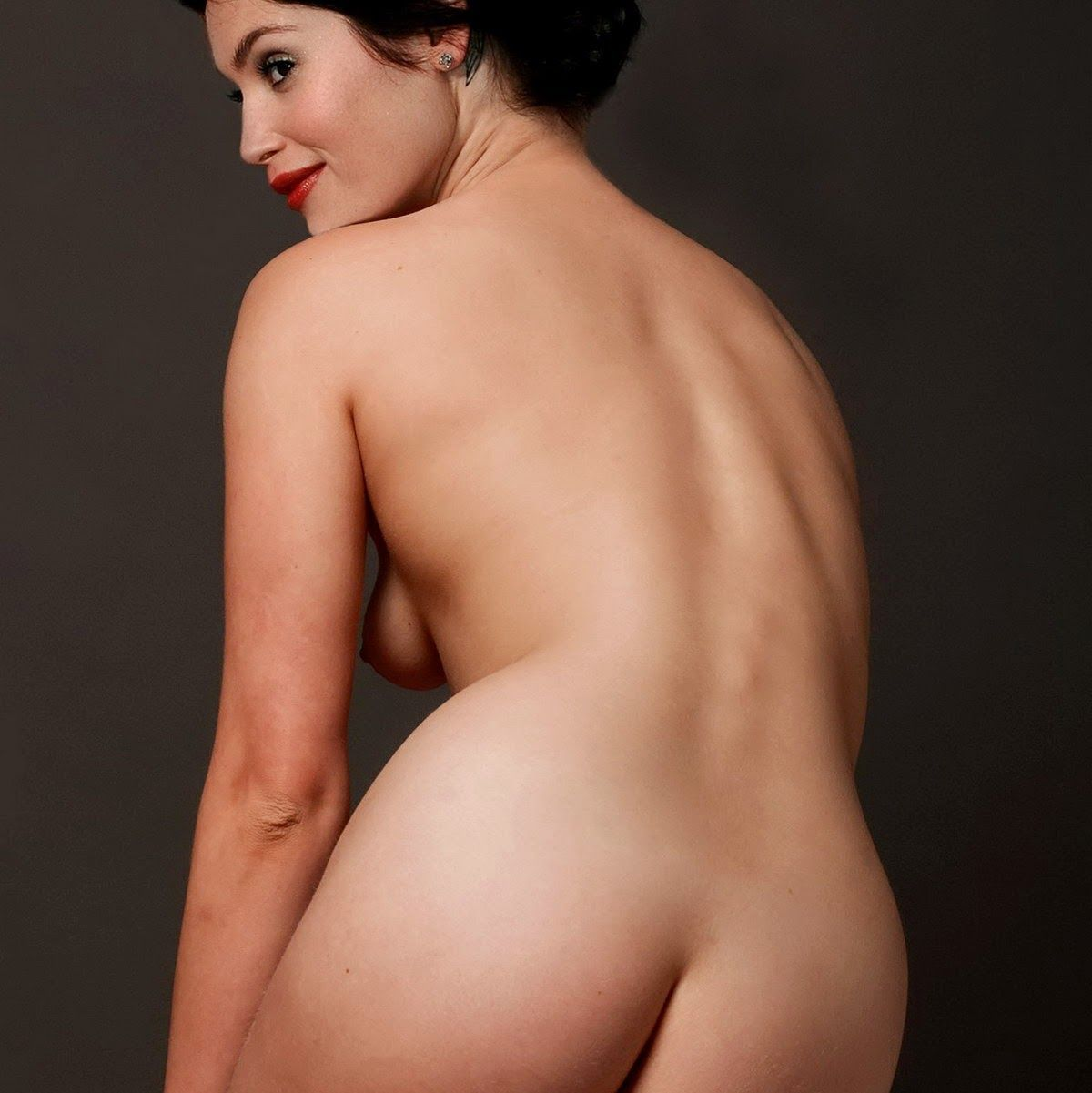 Gemma arterton butt naked