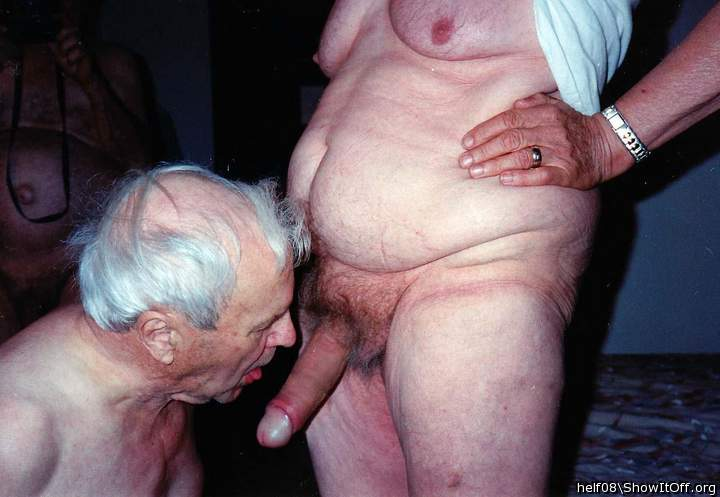 Grandpas with grandpas cock tubes