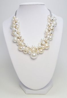Felix reccomend Hand job necklace pearl