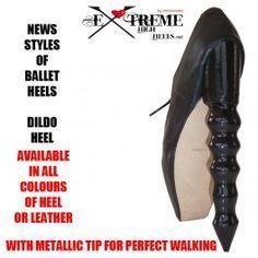 Jo J. reccomend High heel dildo