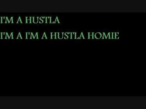 Teflon reccomend I am hustler lyrics