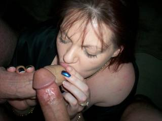 best of Tried deepthroat I to