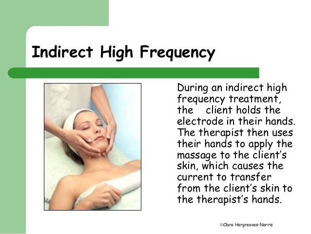 best of Frequency Indirect facial high