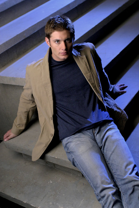 best of Pic Jensen ackles cock