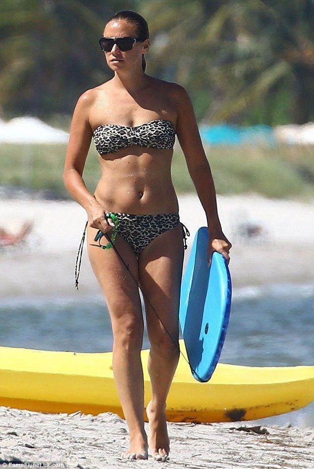 Frostbite reccomend Jessica taylor bikini pics