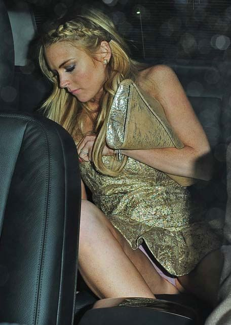 Thanks for sucking and sex hot lindsay lohan