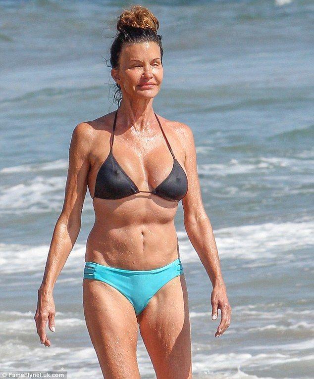 Malibu strings customer bikini contest