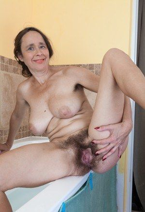 Ladygirl reccomend Mature extreme hairy granny