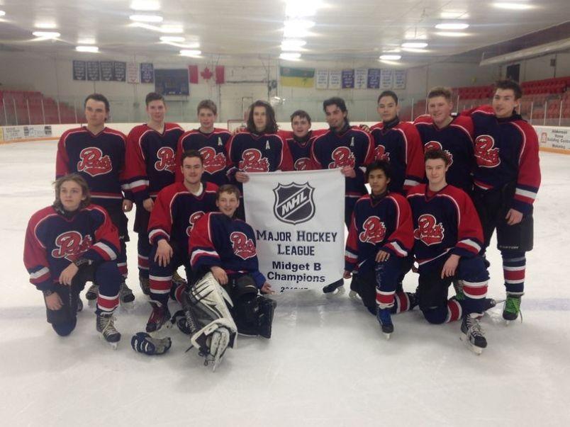 best of Hockey teams major ice Midget