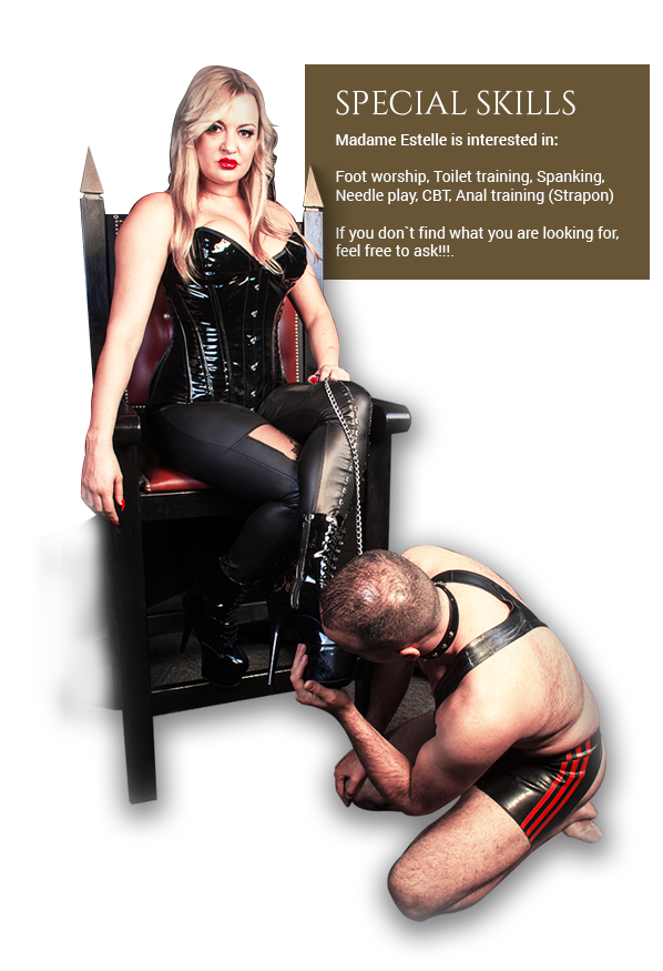 Mistress light domination tease