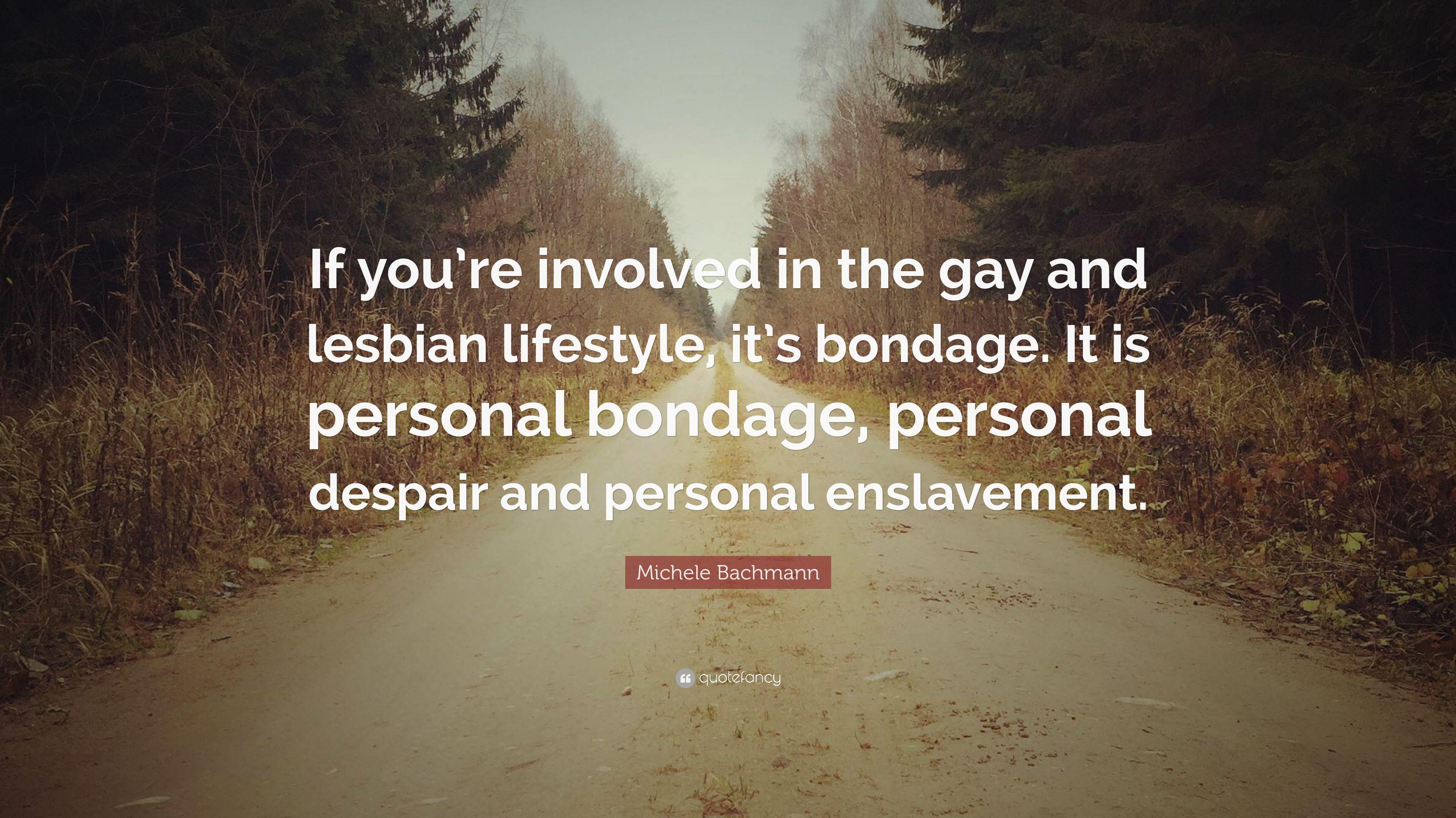 My personal bondage lifestyle