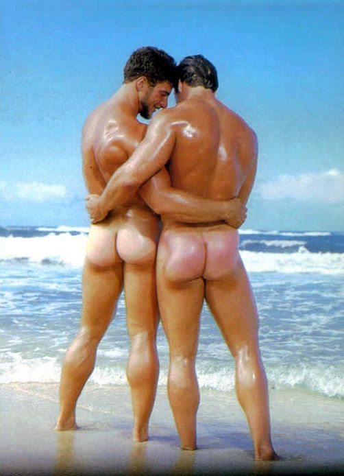 best of Bum Naked gay beach
