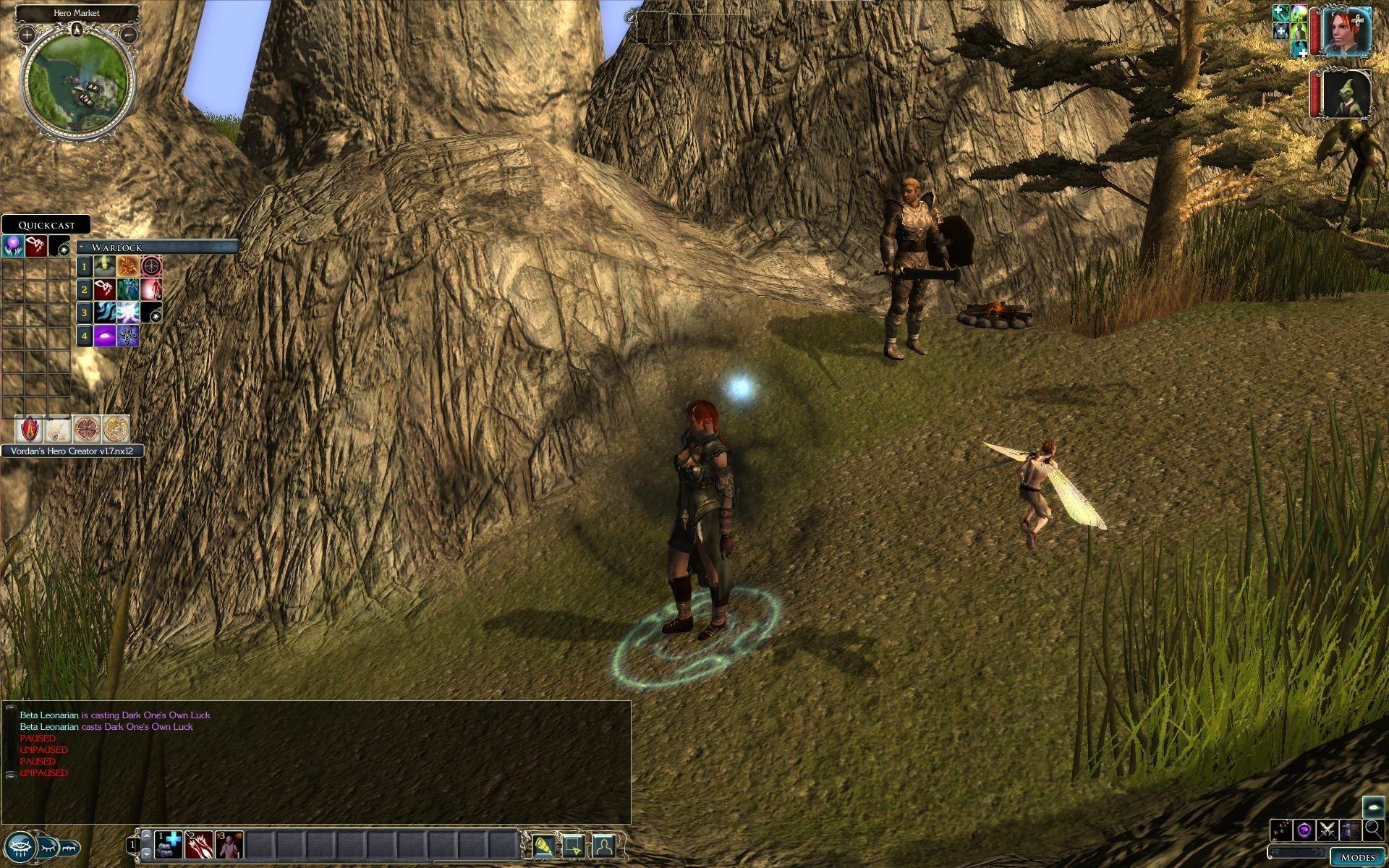 Nwn2 warlock spell penetration