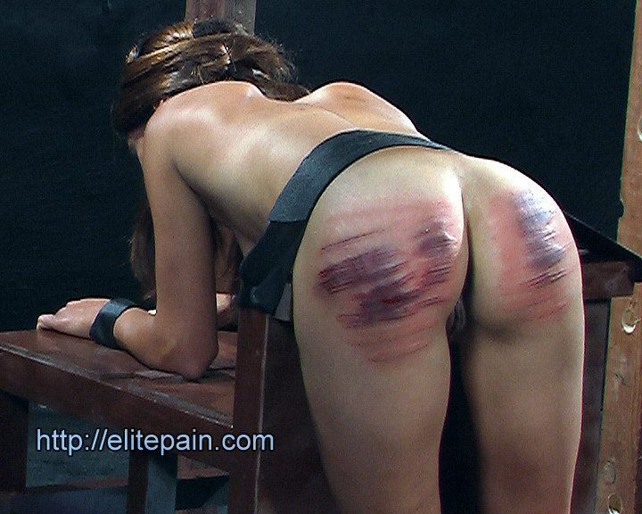 Extreme bdsm spank