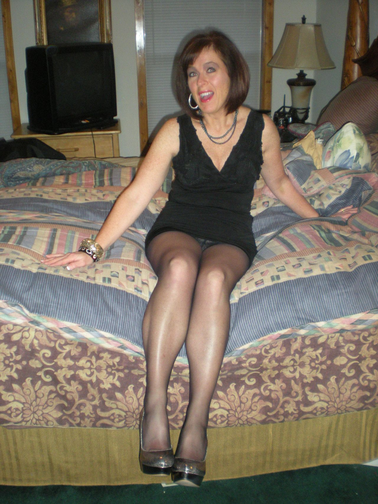 best of Who wear pantyhose Pastors