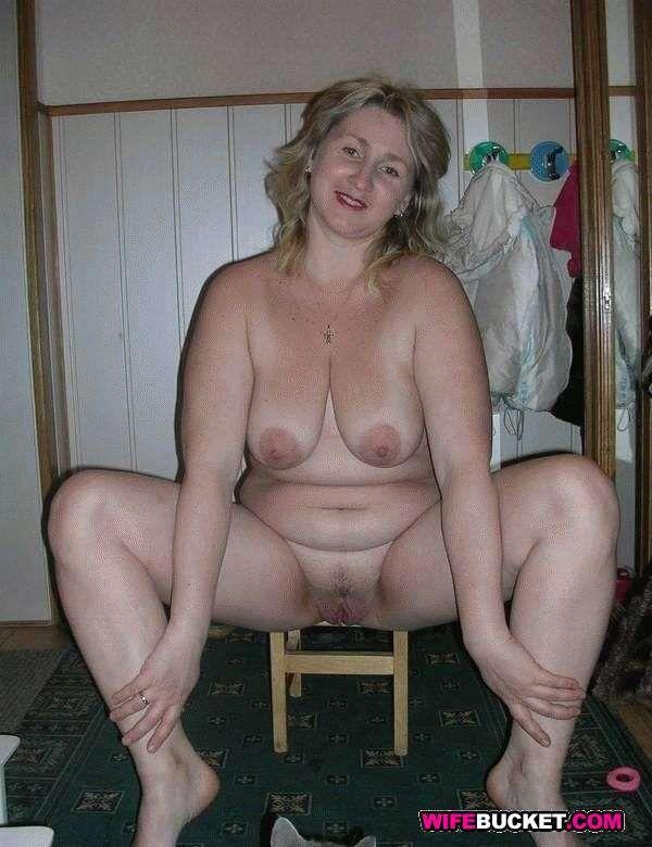Chubby model panties