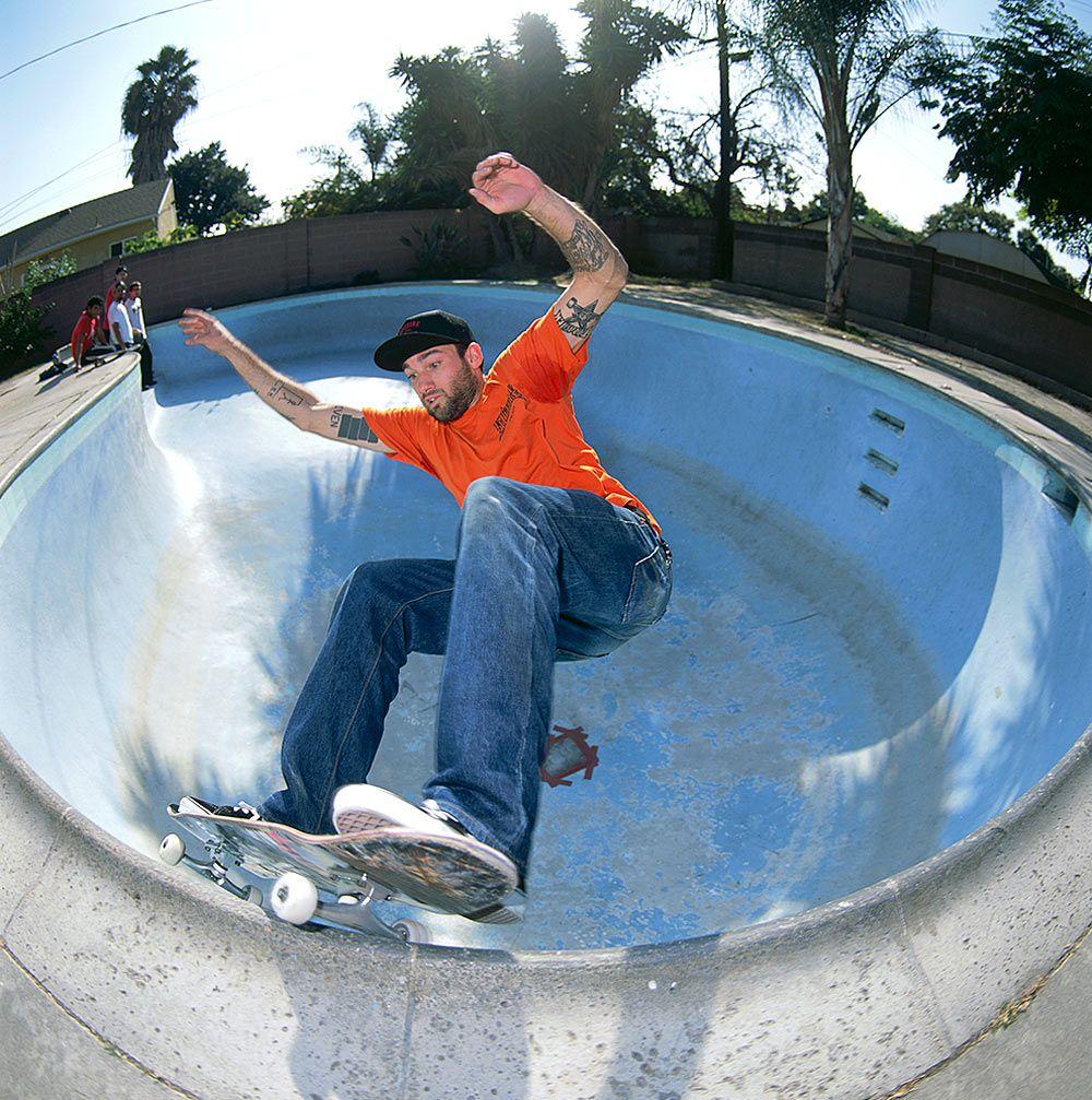best of Hustler skateboards Pool