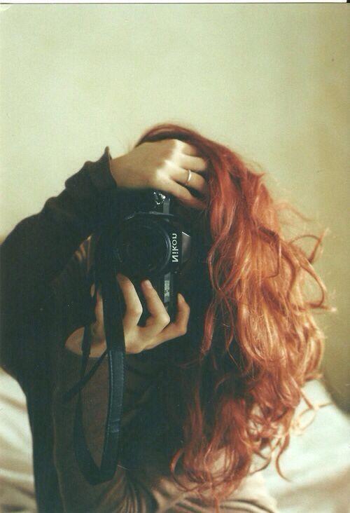 Redhead girls caught on camera