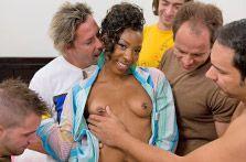 She black nudeboob africa