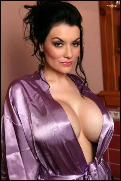 best of Milf robe Satin