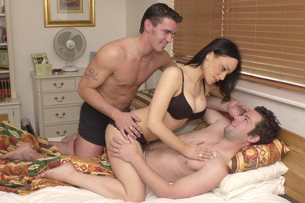 Threesome with wife and sister in law
