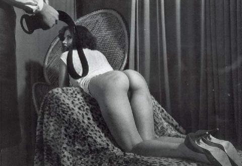Perhaps spanking my wife good