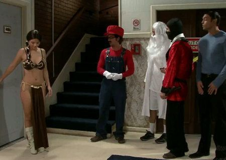 best of Bang theory parody The gang